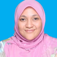Profil utilisateur de Nur Farahin