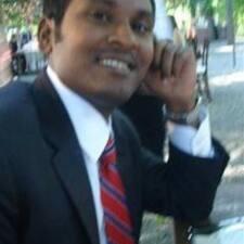 Sukhesh的用戶個人資料