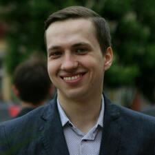 Dimitry felhasználói profilja