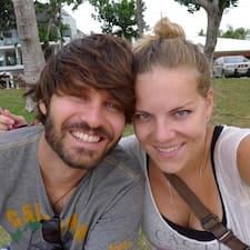 Stephanie And Marius님의 사용자 프로필