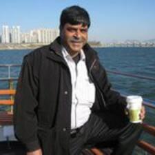 Vipan User Profile
