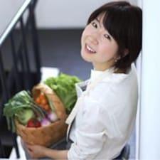 Profil utilisateur de Natsumi