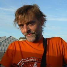 Perfil do usuário de Jérôme