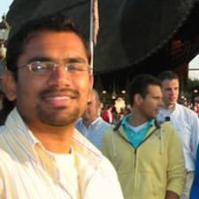 Henkilön Vijay Anand käyttäjäprofiili