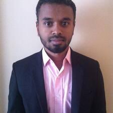 Shankar felhasználói profilja