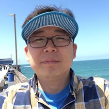 Daejin felhasználói profilja