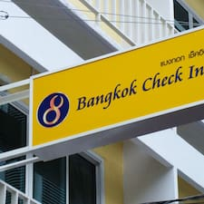 Bangkok Check Inn的用戶個人資料