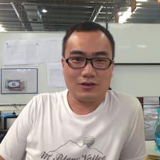 Zhongbin felhasználói profilja