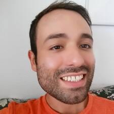 Användarprofil för Esteban