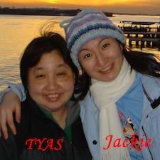 Perfil do usuário de Jacqueline & Tyas