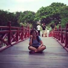 Profil utilisateur de Liying