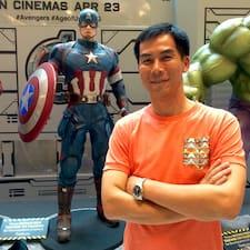 Henkilön Choong Yew käyttäjäprofiili