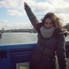 Profil korisnika Laura Morales