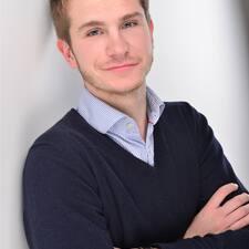 Profil Pengguna Matthias