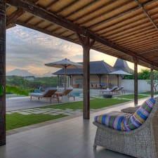 โพรไฟล์ผู้ใช้ Nusa Lembongan Villas