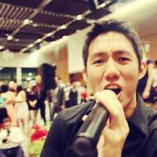 Yao-Hui felhasználói profilja