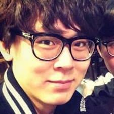 Tae-Lim的用戶個人資料