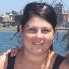 Elysia felhasználói profilja