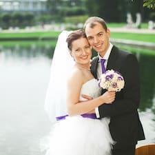 Profil utilisateur de Irina And Pavel