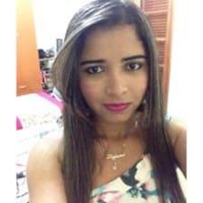 Profil utilisateur de Taynara