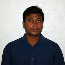 Gebruikersprofiel Siddharth