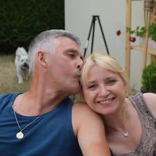 Profil korisnika Nadine &Amp; Jean-Luc