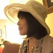 Harumi felhasználói profilja