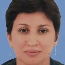 Wafaa felhasználói profilja