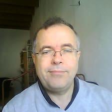Perfil do utilizador de Jean-Philippe