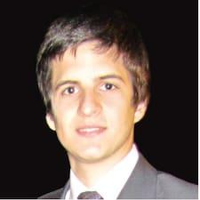 Sebastián Raúl felhasználói profilja