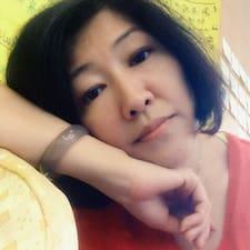 Xiaoling felhasználói profilja