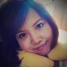 Hsin-Yun felhasználói profilja