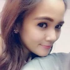 Sunisa felhasználói profilja