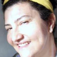 Claudia Almeida User Profile
