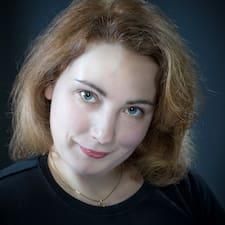Perfil do utilizador de Ekaterina