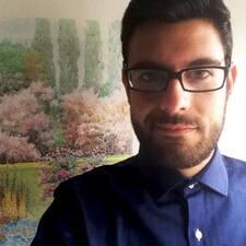 Profil Pengguna Marco Maria