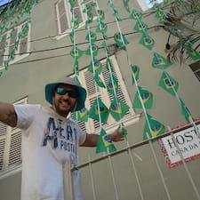 Casa Da Escada是房东。