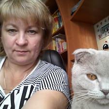 Галина คือเจ้าของที่พัก