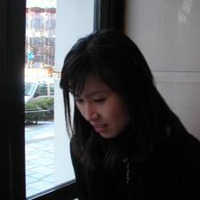 Jessica ist der Gastgeber.