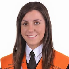 โพรไฟล์ผู้ใช้ María José