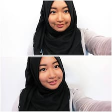 Fathin Azirah User Profile