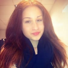 Dana - Uživatelský profil