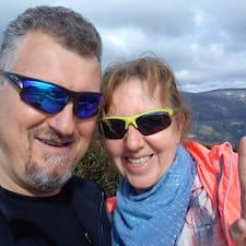 Profil korisnika Frédéric & Valérie