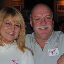 Sylvia & Rick felhasználói profilja