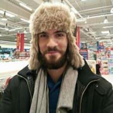 Profil utilisateur de Štefan