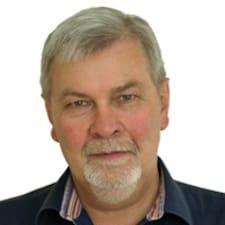 Perfil do utilizador de Niels Jørn