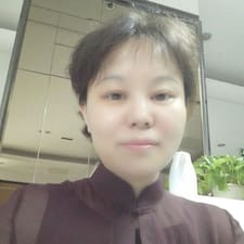 Yishen felhasználói profilja