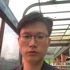 Henkilön Daewoo käyttäjäprofiili