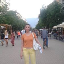 Vildane User Profile