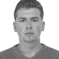 Användarprofil för Alexey